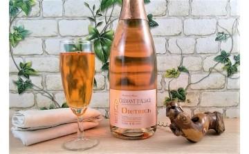 Dietrich cremant-d-alsace-rose