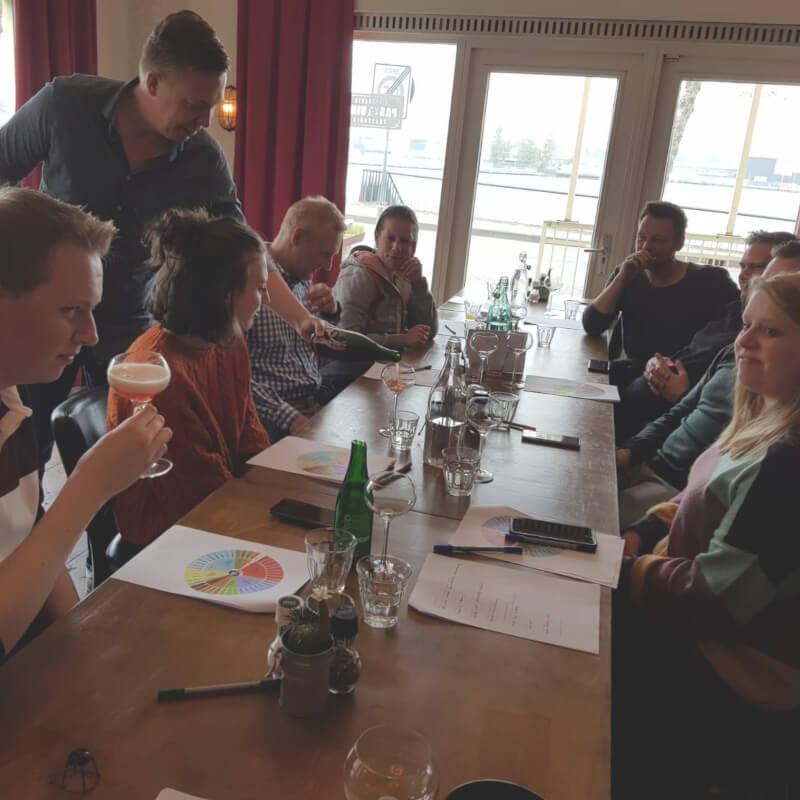 Gezellig bierproeverij in Amsterdam met Bubbels Meester