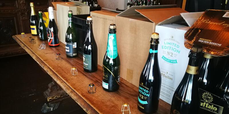 Gezellige bierproeverij in Amsterdam met Bubbels Meester