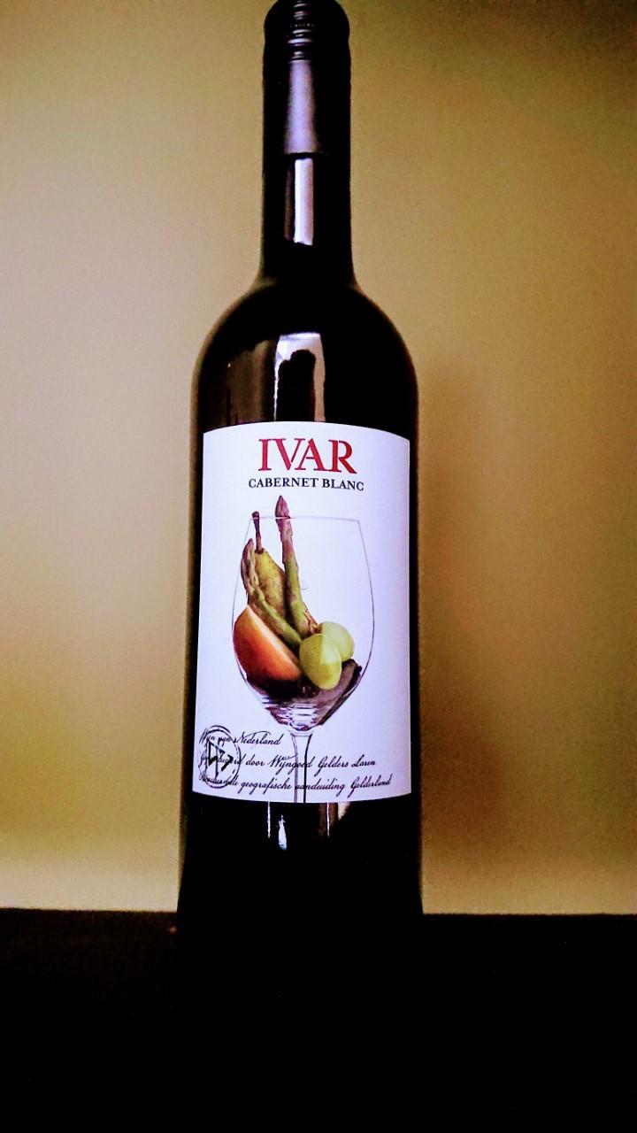 Ivar Wines Cabernet Blanc 2018