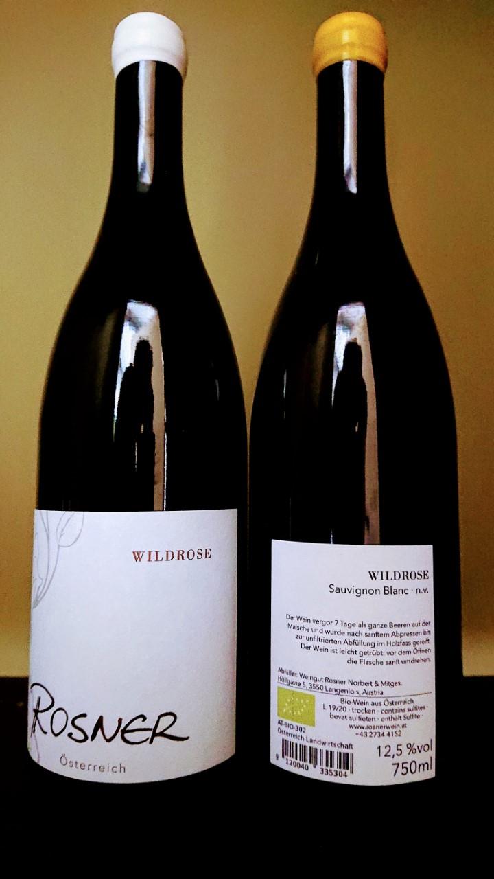 Rosner Wildrose Sauvignon Blanc